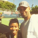Tennis Champion James Blake