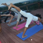 Sunset Yoga 3