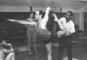 The yoga teachers who came before us.