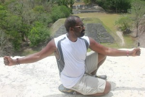 Yirser Ra Hotep in Belize!