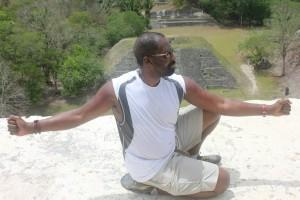 Yirser Ra Hotep in Belize!