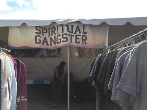 Spiritual Gangster is a clothing brand focused on yoga themed t-shirts.