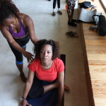 Get one on one anatomy training in a yoga teacher training.